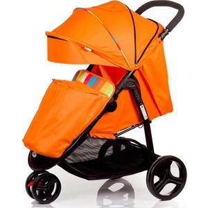 Kоляска прогулочная BabyHit Trinity - Оранжевая с полосками