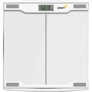 Весы UNIT UBS-2054 светло-серый весы unit ubs 2053 светло серый