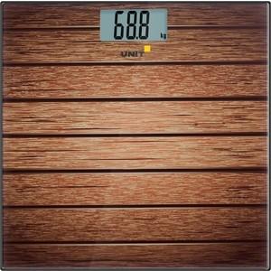 Весы UNIT UBS-2056 рисунок B unit ubs 2056 brown весы напольные электронные