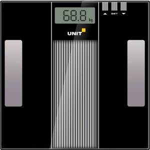 Весы UNIT UBS-2210 чёрный