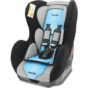 Автокресло Nania Cosmo SP FST (pop blue) nania автокресло cosmo sp luxe miss chic