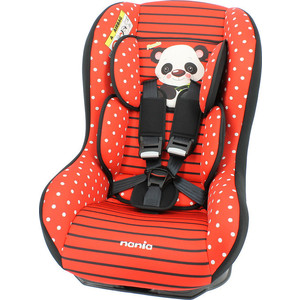 Автокресло Nania Driver (panda red) motorcycle driver passenger seat for sportster 883 roadster n xl883 xl1200 new