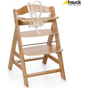 Фотография товара стульчик для кормления Hauck ALPHA+B (natural) (635036)