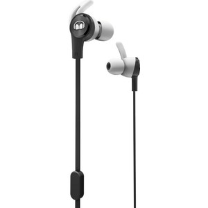 Наушники Monster iSport Achieve black (137092-00) наушники monster isport victory in ear wireless black 137085 00