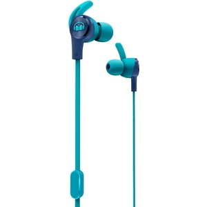 цены Наушники Monster iSport Achieve blue (137093-00)