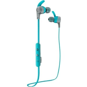 Наушники Monster iSport Achieve In-Ear Wireless blue (137090-00) беспроводные наушники monster isport freedom wireless bluetooth on ear green
