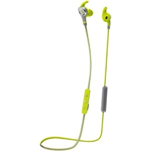 Наушники Monster iSport Intensity In-Ear Wireless green (137094-00) беспроводные наушники monster isport freedom wireless bluetooth on ear green