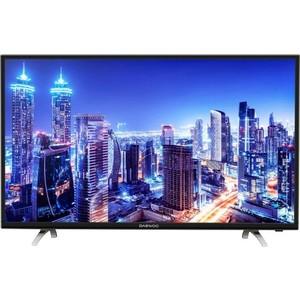LED Телевизор Daewoo Electronics L43S790VNE телевизор daewoo l43s790vne