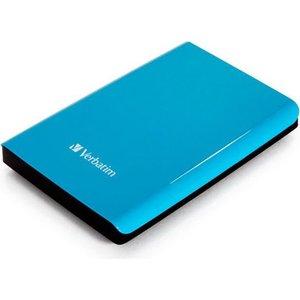 Внешний жесткий диск Verbatim 500Gb Store'n'Go Blue (53172)