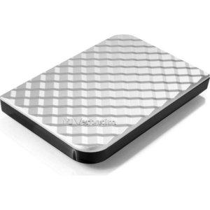 Фотография товара внешний жесткий диск Verbatim 500Gb Store'n'Go Silver (53196) (635562)