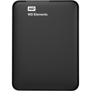 Внешний жесткий диск Western Digital 3Tb Elements Portable (WDBU6Y0030BBK-EESN)