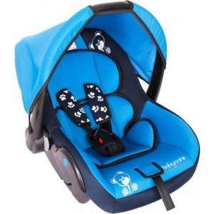 Автокресло Baby Care Мишка Люкс (BC-321LUX) синий