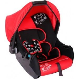 Автокресло Baby Care Слоник Люкс (BC-322LUX) красный
