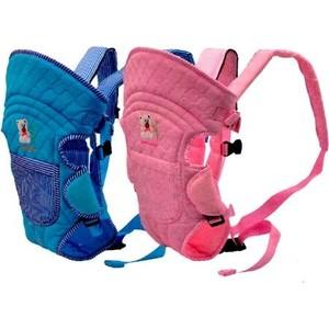 Сумка-кенгуру Baby Care HS-3184, (pink) (HS-3184) hs a30mv