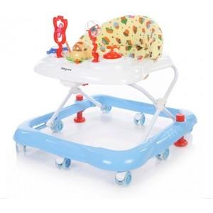 Ходунки Baby Care Mario (GL-800S) белый/синий (White/Blue) ходунки baby care baby care ходунки pilot blue