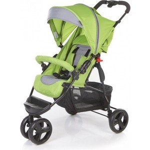 Коляска прогулочная Jetem Mira Lite (JT005) зелёный/тёмно-серый (Green/Dark Grey) коляска трость jetem elegant dark grey green полоска