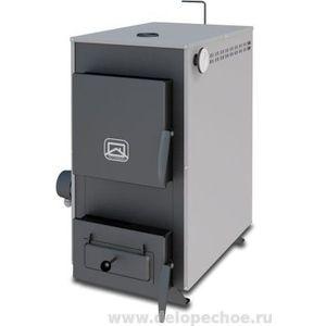 Напольный твердотопливный котел Теплодар Куппер Практик -14