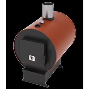 Напольный твердотопливный котел Теплодар Уют-10 напольный твердотопливный котел теплодар куппер про 22