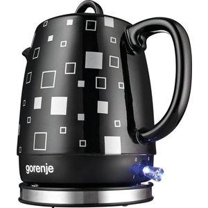 Чайник электрический Gorenje K10BKC чайник электрический gorenje k17tre