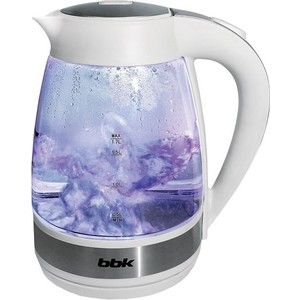 Чайник электрический BBK EK1721G белый стоимость