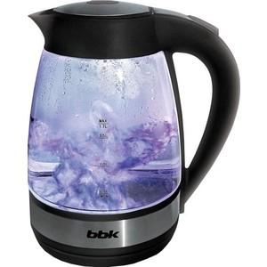 все цены на Чайник электрический BBK EK1721G черный онлайн