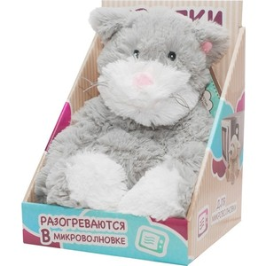 Warmies Игрушка грелка Cozy Plush Кот warmies игрушка грелка cozy plush кот