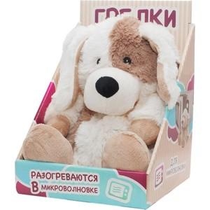 Warmies Игрушка грелка Cozy Plush Собачка warmies игрушка грелка cozy plush кот
