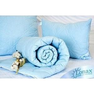 Одеяло Lonax Blu ''Ocean'' летнее 200х220