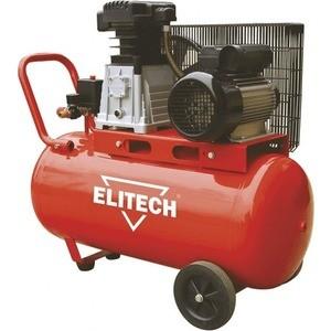 Компрессор ременной Elitech КР 50/АВ360/2.2 поршневой масляный компрессор elitech кр50 ав360 2 2