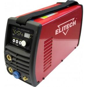 Сварочный инвертор Elitech АИС 200АД AC/DC сварочный аппарат elitech ис 160м