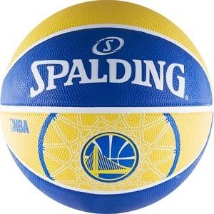 Мяч баскетбольный Spalding Golden State Warriors р.7 (83-304z)