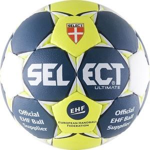Мяч гандбольный Select профессиональный Ultimate 843208-250 Junior р.2 (официальный мяч EHF)
