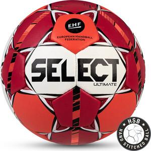 Мяч гандбольный Select профессиональный Ultimate 843208-250 Senior р.3 (официальный мяч EHF)