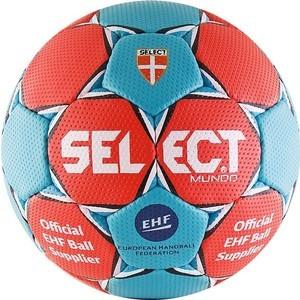 Мяч гандбольный Select тренировочный Mundo 846211-323, Lille (р.1)