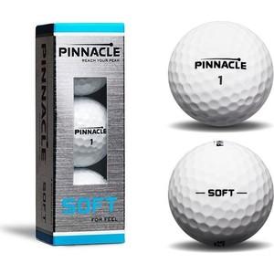 Мяч для гольфа Pinnacle Soft P5011S-BIL pinnacle p2