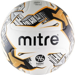 Мяч футбольный Mitre Ultimatch Hyperseam (BB1106WAL) р.5