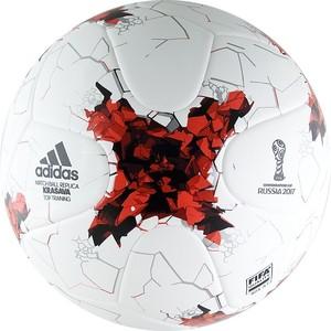 Мяч футбольный Adidas Krasava Top Training р.5, матчевая реплика мяча Кубка конфедерации 2017 Сертифкат FIFA Inspected)