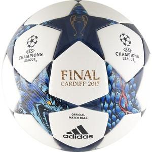 Мяч футбольный Adidas Finale 17 Cardiff OMB (официальный мяч финала Лиги чемпионов сезона 2016/17)