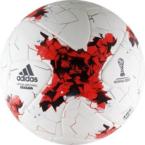 Мяч футбольный Adidas Krasava OMB р.5 (официальный мяч Кубка конфедераций 2017)