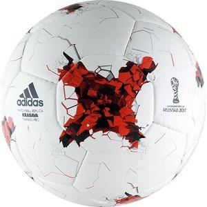 Мяч футбольный Adidas тренировочный (реплика) Krasava Training Pro (AZ3205) р.5