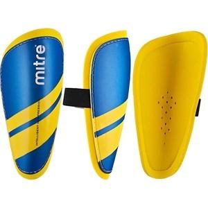 Щитки футбольные Mitre Tungsten Slip S70009BQ1 р. L