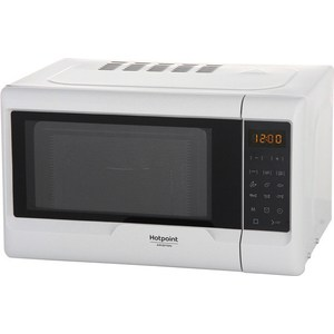 Микроволновая печь Hotpoint-Ariston MWHA 2032 MW2 печь свч hotpoint ariston mwha 2011 mw1 соло 20л мех бел черн