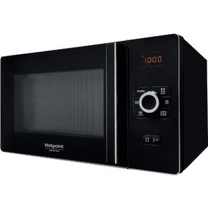 Микроволновая печь Hotpoint-Ariston MWHA 25223 B печь свч hotpoint ariston mwha 2011 mw1 соло 20л мех бел черн
