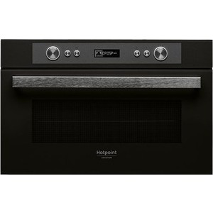 Микроволновая печь Hotpoint-Ariston MD 764 BL HA hotpoint ariston hhbs 6 7f ll x