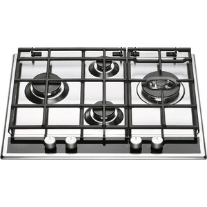 Газовая варочная панель Hotpoint-Ariston 641 PKLL D2/IX/HA hotpoint ariston 7h krm 641 d x ru ha