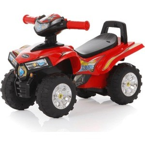 Каталка Sweet Baby ATV Red (376862) стартер для мотоциклов atv huansong 800cc atv utv