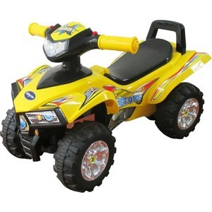 Каталка Sweet Baby ATV Yellow (376863) стартер для мотоциклов atv huansong 800cc atv utv