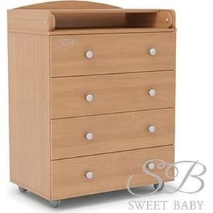 Фотография товара комод Sweet Baby Domenica Faggio Naturale (Бук натуральный) (378188) (636475)