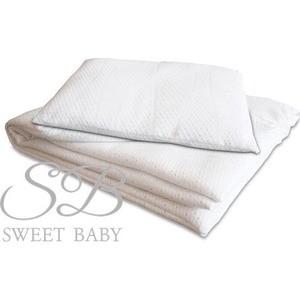 Комплект (одеяло+подушка) Sweet Baby SB-BP07 трикотаж (383050)