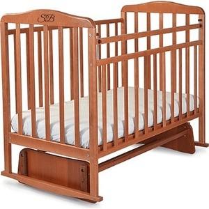 Кроватка Sweet Baby Ennio Noce (Орех) (378142)